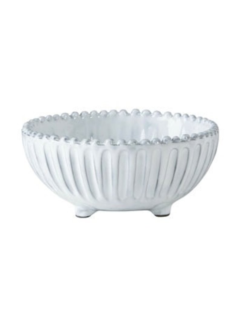 Vietri Incanto Stripe Footed Bowl