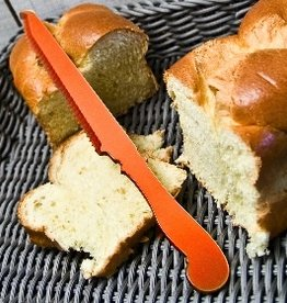 Sabre Paris Acrylic Bread Knife - Orange