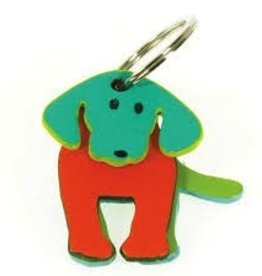 My Walit Dog Key Ring - Assorted