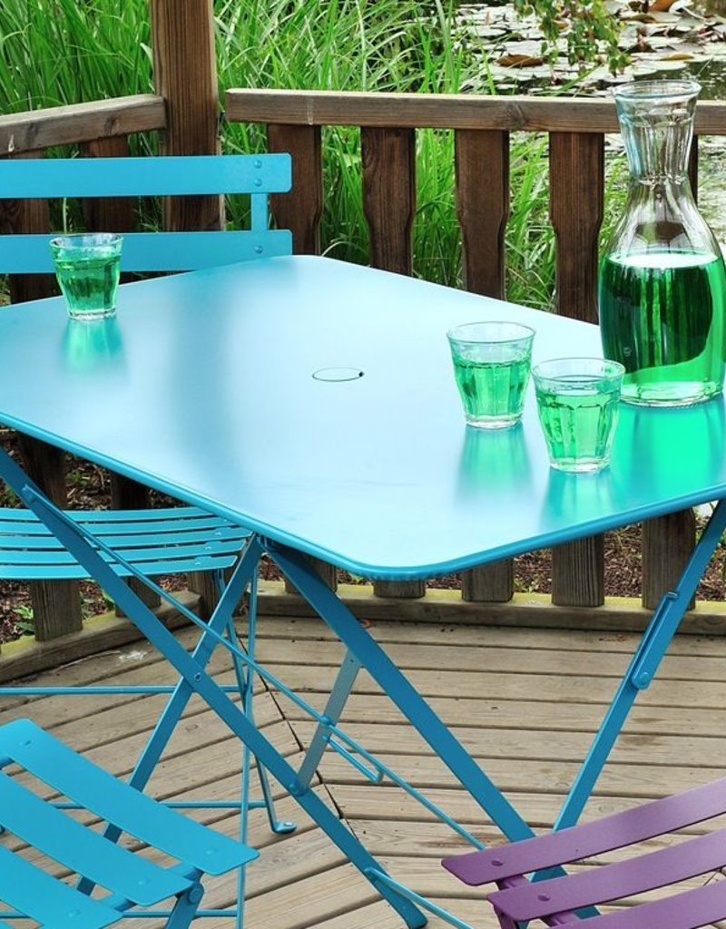 Fermob Bistro Metal Chair - Turquoise
