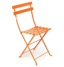Fermob Bistro Metal Chair - Carrot