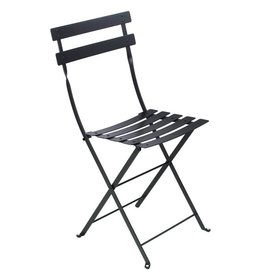 Fermob Bistro Metal Chair- Liquorice