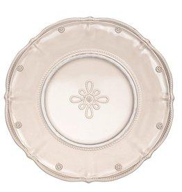 Juliska Colette Dessert Plate - Clear