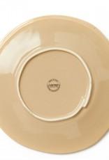 """Vietri Lastra European Dinner Plate - 10.5"""" - Cappuccino"""