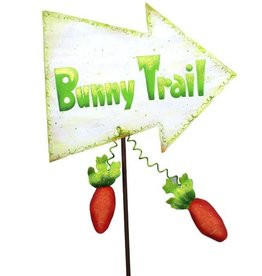 Large Bunny Trail Sign