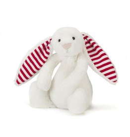 Jellycat Bashful Bunny Candy Stripe - Small