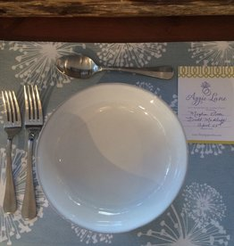 Meghan & Britt's Placesetting Additional