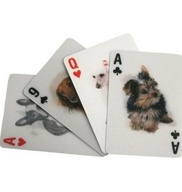 Playing Cards - Dogs 3D