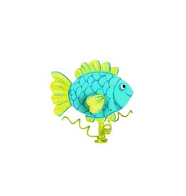 """Celebrate Every Day"" Fish Finial"