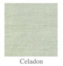 Stonewashed Linen Napkins - Set of 4 - Celadon