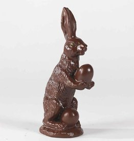 "Chocolate Easter Rabbit - 7""H"