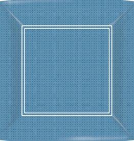 Square Soho Mystique Paper Plates