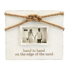 Hand In Hand Knot Frame