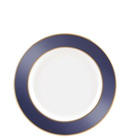 "Lenox Brian Gluckstein Darius Gold 6"" Bread & Butter Plate"