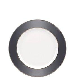 "Lenox Brian Gluckstein Darius Silver 6"" Bread & Butter Plate"