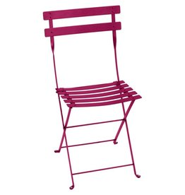 Fermob Bistro Metal Chair - Fuchsia
