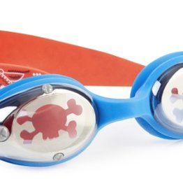 Swim Goggles - Black Beard Pirate