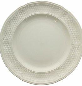 Gien Pont Aux Choux Dessert Plate - White