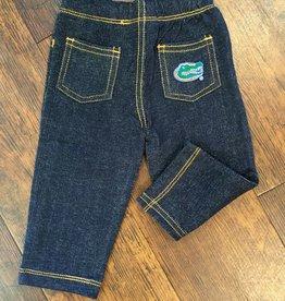 Gator Baby Denim Jeans - 12 Months