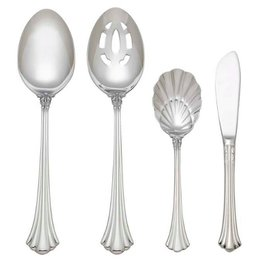 Reed & Barton Reed and Barton 1800 4 Piece Hostess Set
