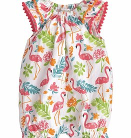 Flamingo Floral Bubble - Assorted Sizes