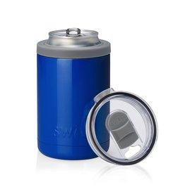 Swig Swig Combo Cooler - Royal Blue - 12 oz.