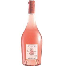 Vranken Pommery La Chapelle Gordonne Rose Wine 2016