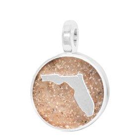 Dune Jewelry Beach Charm - Florida - Lapis