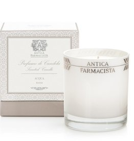 Antica Farmacista Acqua Platinum Round Candle - 9 oz
