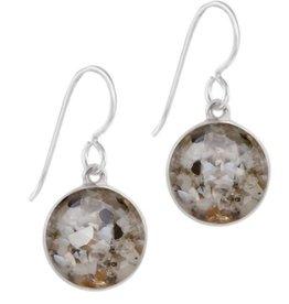 Dune Jewelry Sandglobe Earrings - Islamorada