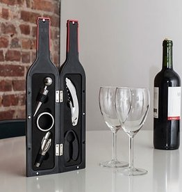 Wine Bottle Accessory Kit - Large