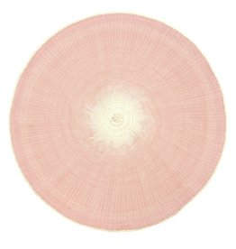 Willa Woven Placemat - Pink