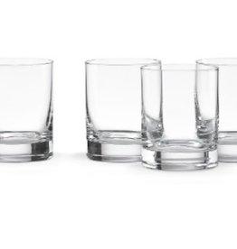 Lenox Tuscany Classics® 4-piece Cylinder Double Old Fashioned Glass Set