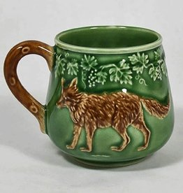 CE Corey Bordallo Fox Mug - Green