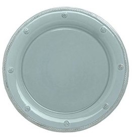 "Juliska Berry and Thread Dinner Plate - Ice Blue - 11""W"
