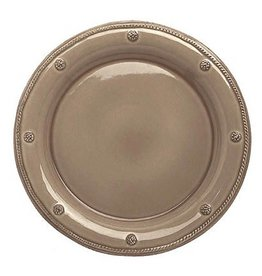 "Juliska Berry and Thread Dinner Plate - Cappuccino Brown - 11""W"