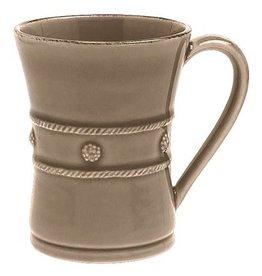 "Juliska Berry and Thread Mug - Cappuccino Brown - 3.5""W x 4.5""H - 12oz."