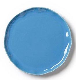 Vietri Forma Dinner Plate - Surf