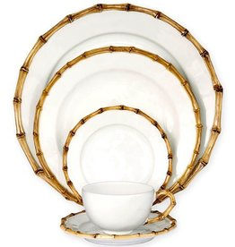Juliska Classic Bamboo Natural 5 pc Placesetting