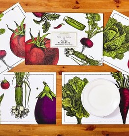 Farm To Table Paper Placemats Pad - 40 Sheet