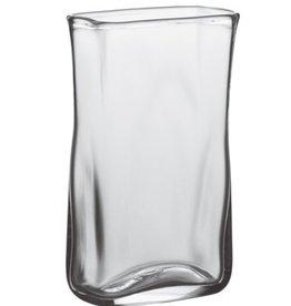 Simon Pearce Woodbury Rectangular Vase - 80 Oz. - Discontinued