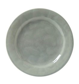 Juliska Puro Dessert/Salad Plate - Mist Grey Crackle