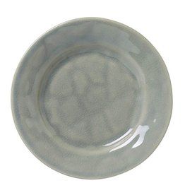 Juliska Puro Side/Cocktail Plate - Mist Grey Crackle