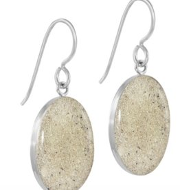 Dune Jewelry Large Sandrop Earrings - Ormond-by-the-Sea