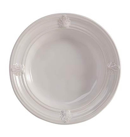 Juliska Acanthus Pasta/Soup Bowl - Whitewash