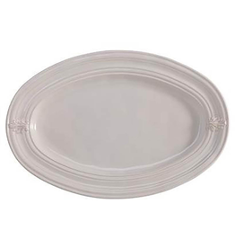 Juliska Acanthus Large Platter - Whitewash