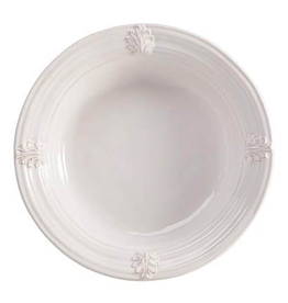 Juliska Acanthus Large Serving Bowl - Whitewash