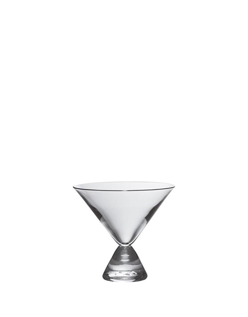 Simon Pearce Westport Stemless Martini