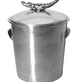 Mariposa Alligator Ice Bucket