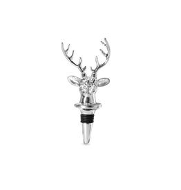 Mariposa Stag Deer Bottler Stopper